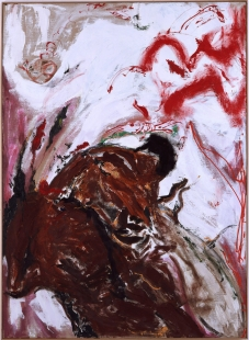Don Van Vliet, Rolled Roots Gnarled Like Rakers, 1985